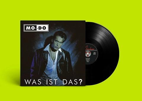 Mo-Do — «Was Ist Das?» (1995/2020) [Limited Black Vinyl]