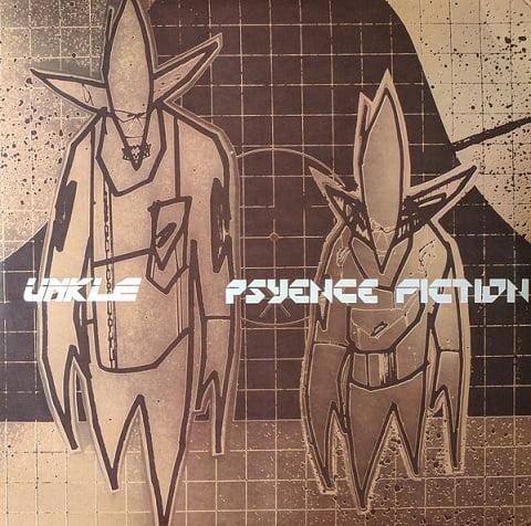 UNKLE – Psyence Fiction (Vinyl)