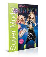 Super Model. Modern dance