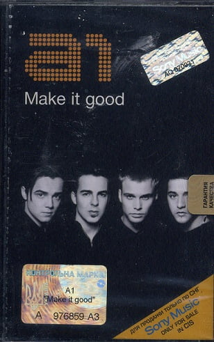 A1 – Make It Good (Cassette)