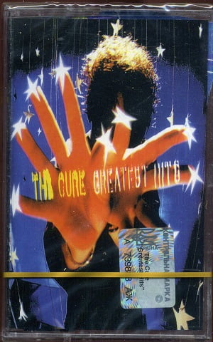 The Cure – Greatest Hits (Cassette)
