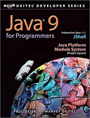 Java+9+for+Programmers+%284th+Edition%29+%28Deitel+Developer+Series%29+4th+Edition - фото 1