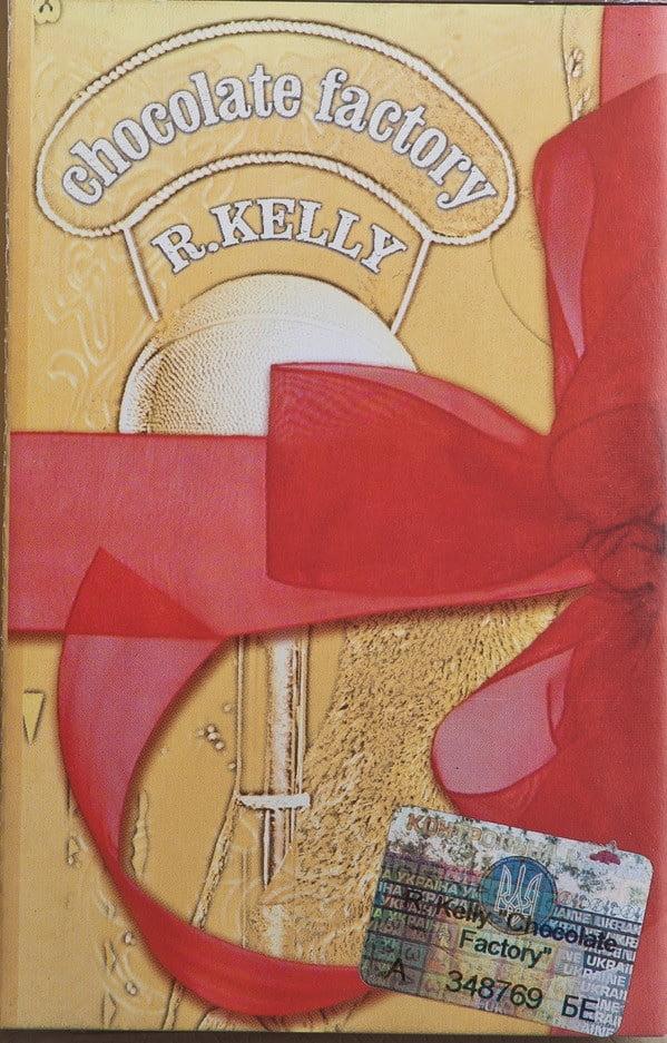 R. Kelly – Chocolate Factory (Vinyl)