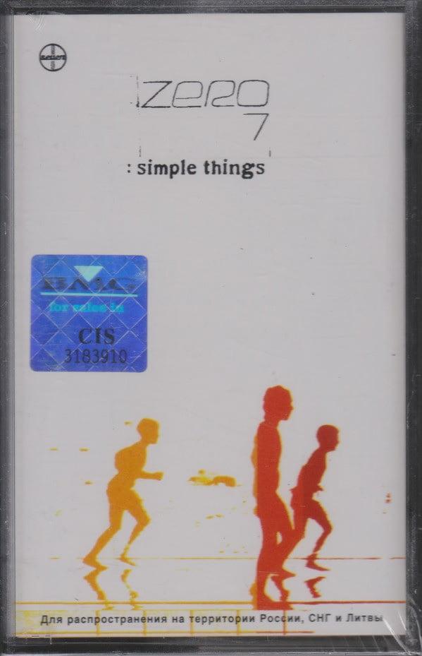 Zero 7 – Simple Things (Vinyl)