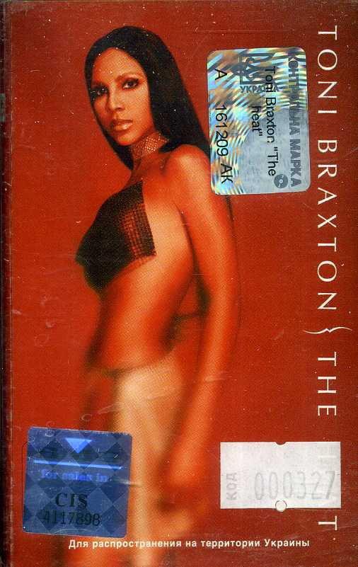 Toni Braxton – The Heat (Cassette)