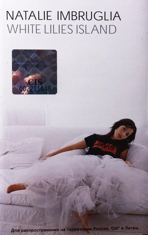 Natalie Imbruglia – White Lilies Island (Cassette)