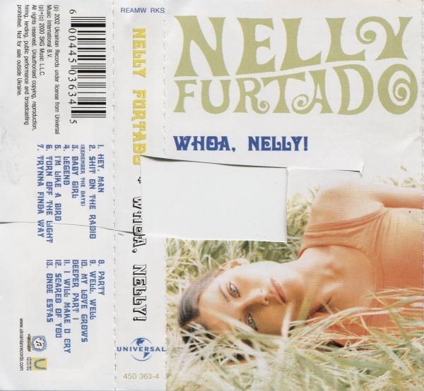 Nelly Furtado – Whoa, Nelly! (Vinyl)
