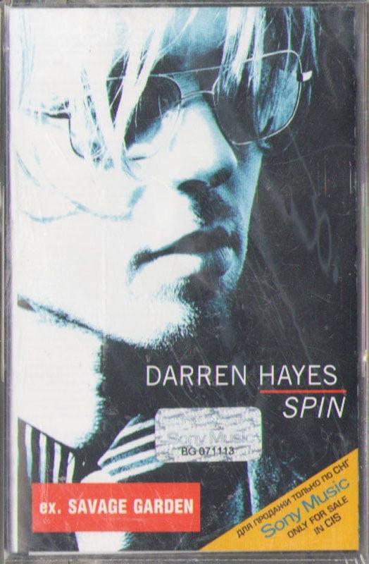 Darren Hayes – Spin (Cassette)