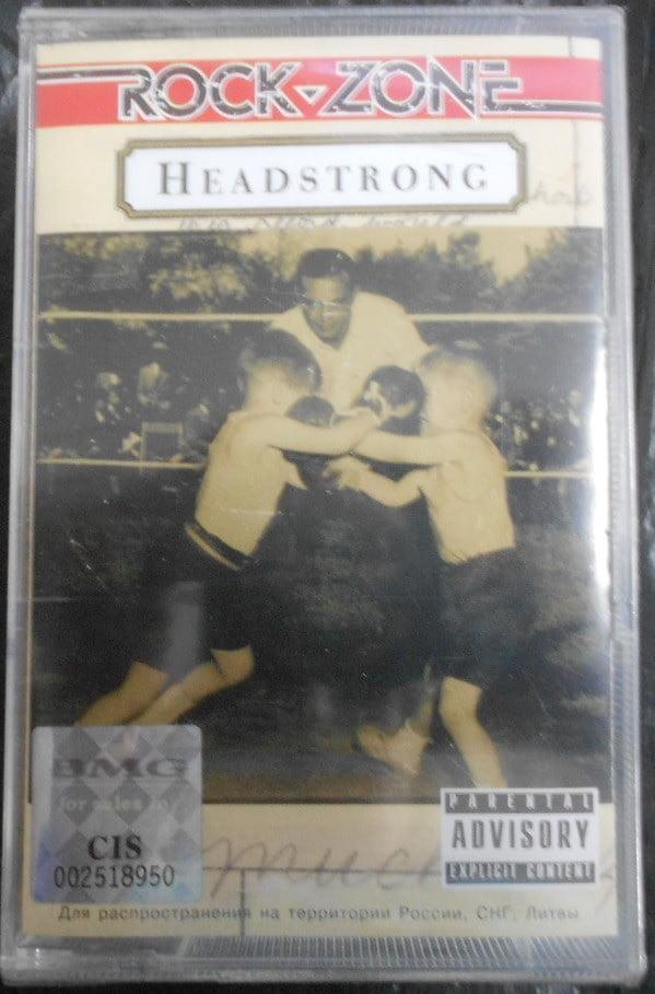 Headstrong – Headstrong (Cassette)