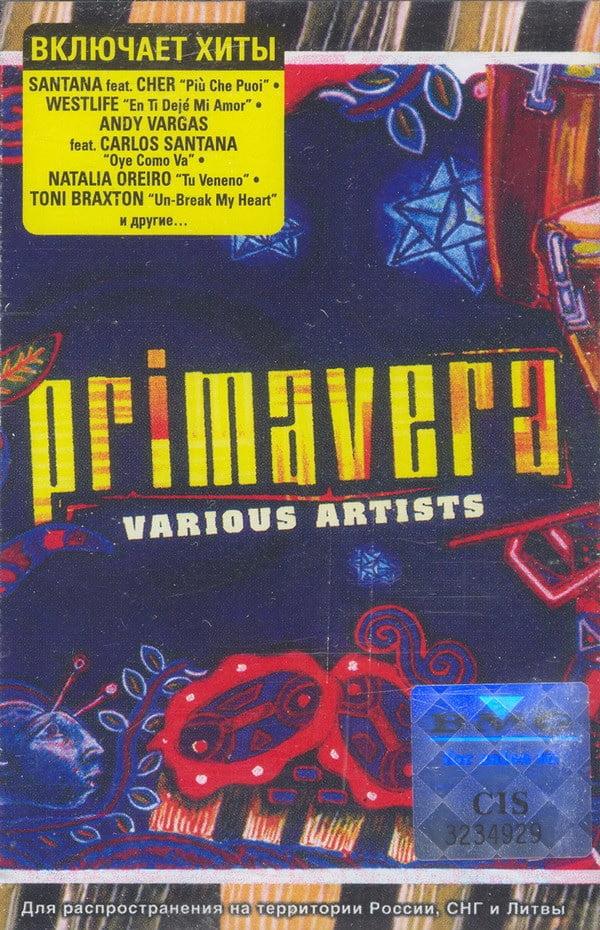 Various – Primavera (Cassette)