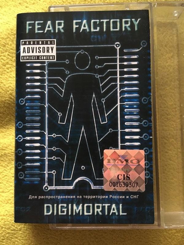 Fear Factory – Digimortal (Cassette)