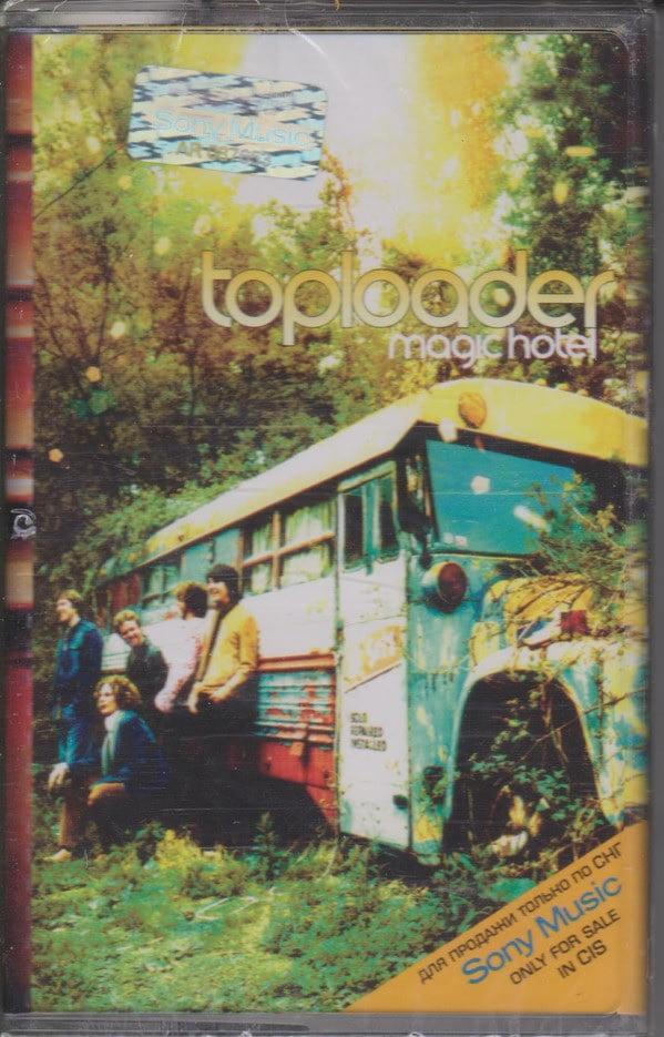 Toploader – Magic Hotel (Cassette)