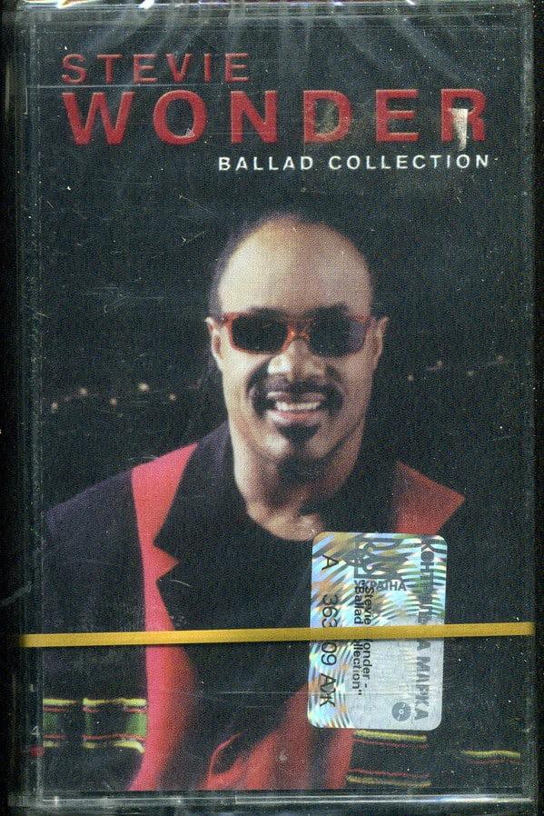 Stevie Wonder – Ballad Collection (Cassette)