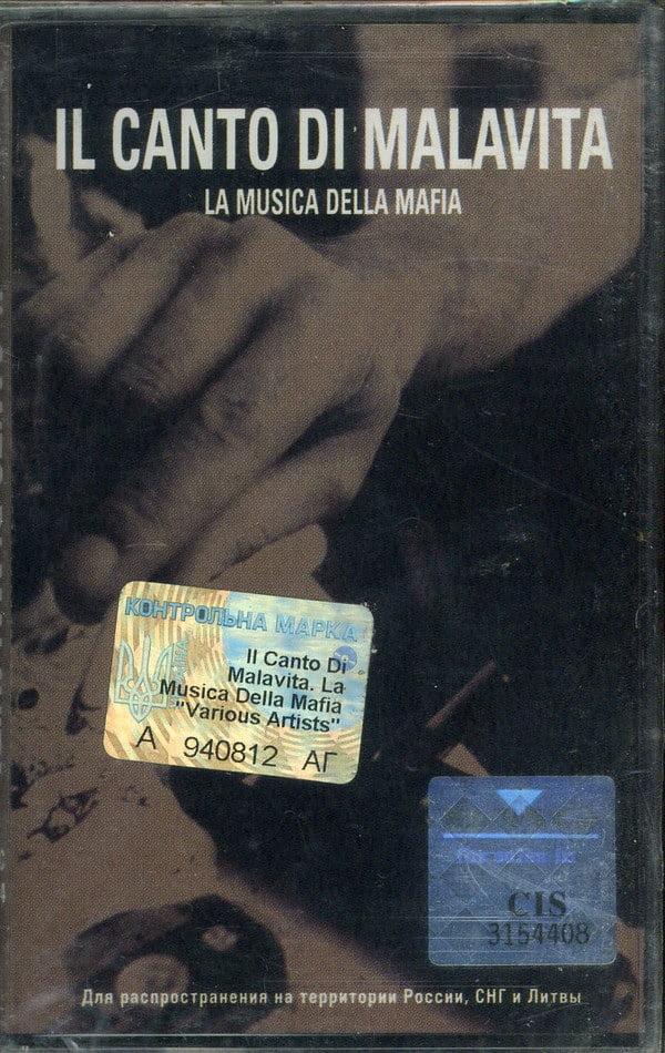 Various – Il Canto Di Malavita - La Musica Della Mafia (Cassette)