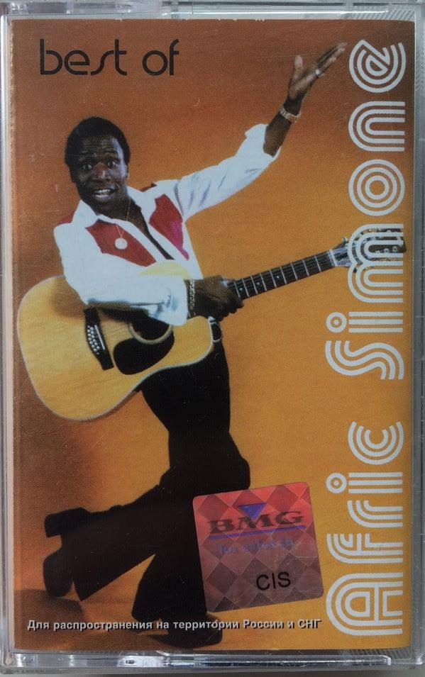 Afric Simone – Best Of Afric Simone (Cassette)