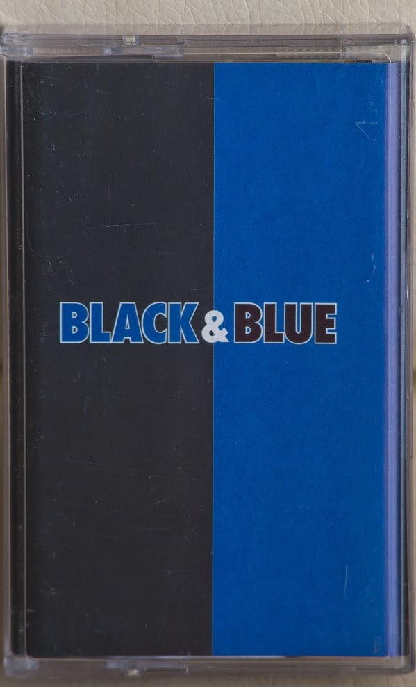Backstreet Boys – Black & Blue (Cassette)
