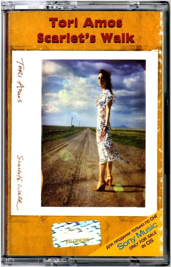 Tori Amos – Scarlet's Walk  (Cassette)