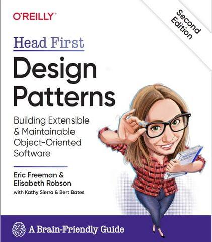 Head+First+Design+Patterns%3A+A+Brain-Friendly+Guide - фото 1